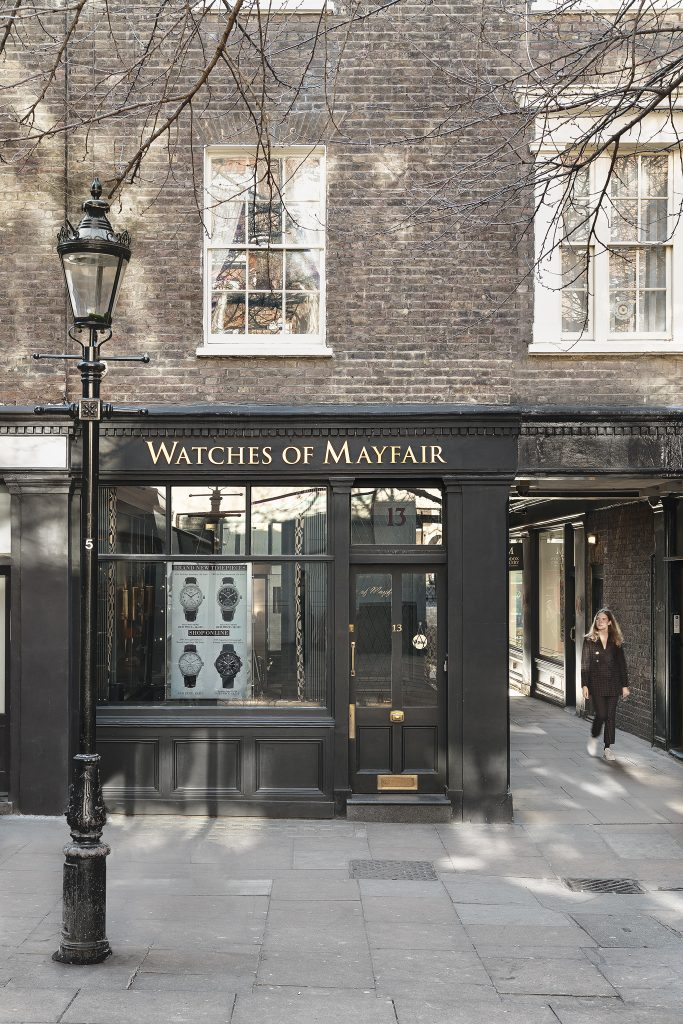 Watches of Mayfair
